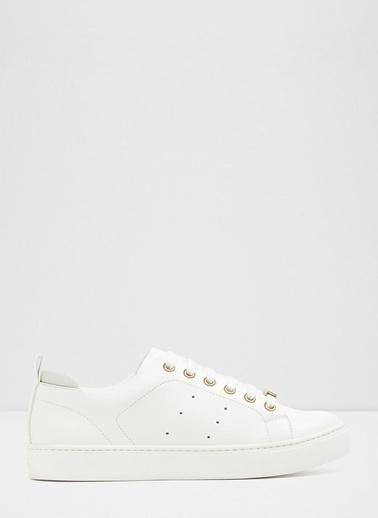 Aldo Mirarevia - Beyaz Kadin Sneaker Beyaz